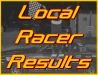 Local Racer Race Results